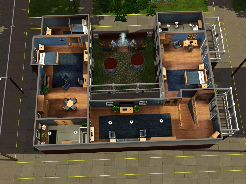 Island Paradise Lots: Community Lots For Sims 3 At My Sim