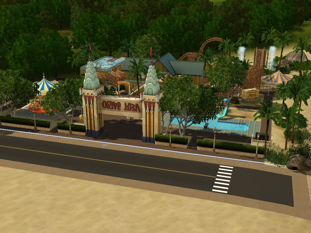 Storybrook County    Custom Worlds : My Sim Realty