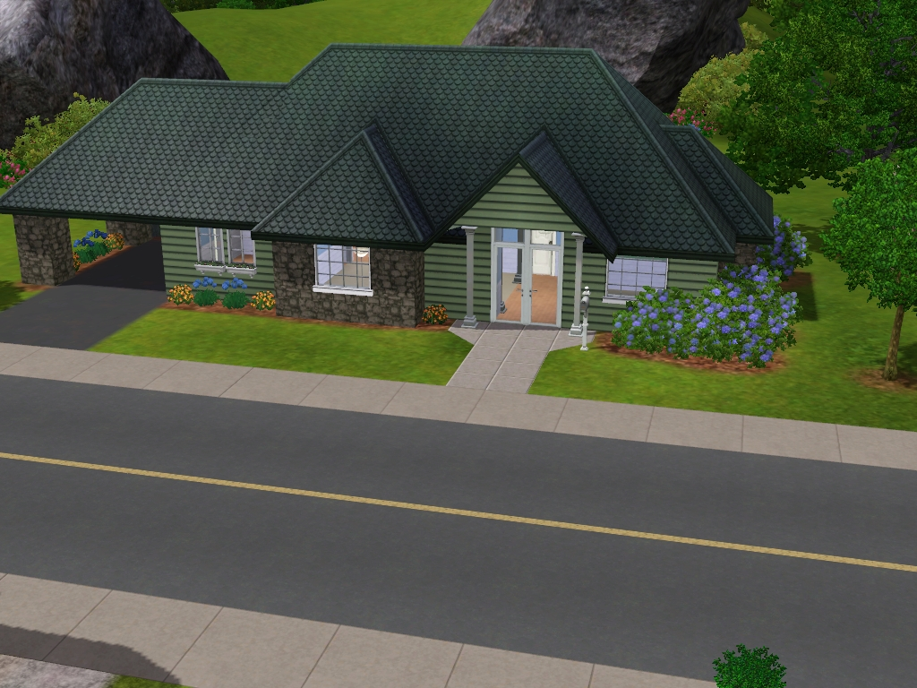 100 Sims 3 Modern House Download Base Game Sims 3