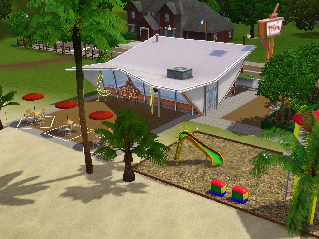 Meadow Glen    Custom Worlds : My Sim Realty