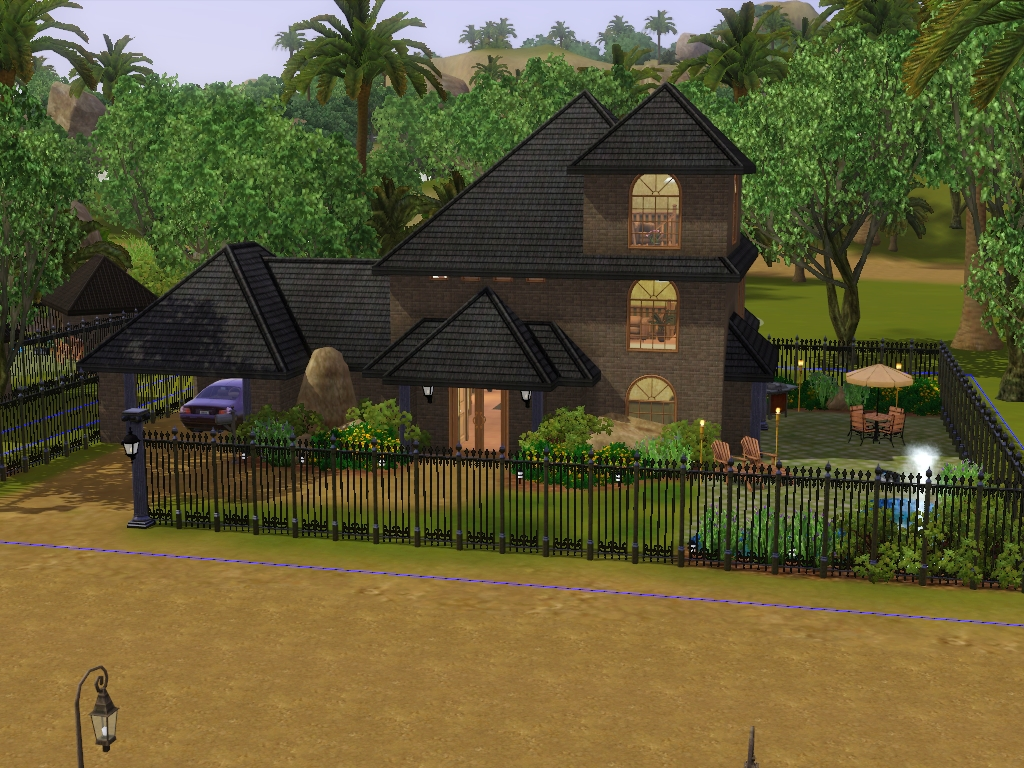 Sims 3 Family Homes Over 75 000 My Sim Realty Home