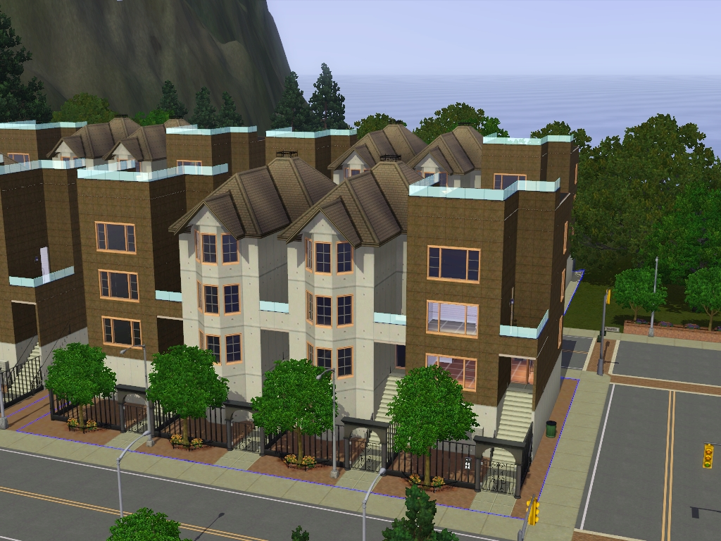 Apartments for Sims 3 at My Sim Realty on