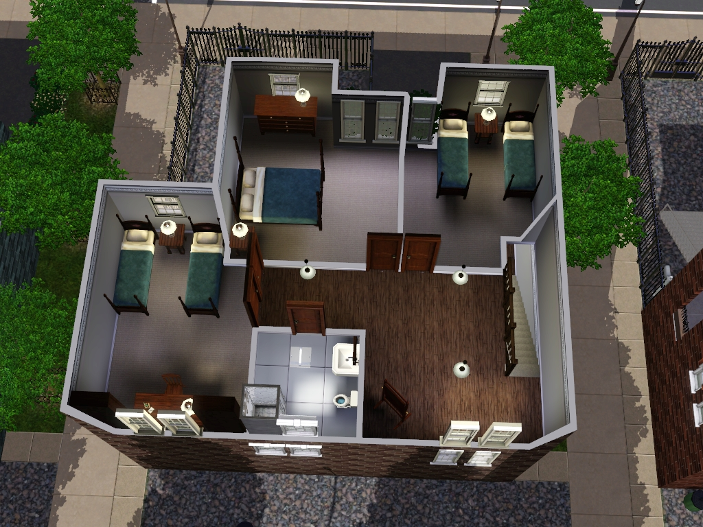 Apartments For Sims At My Sim Realty
