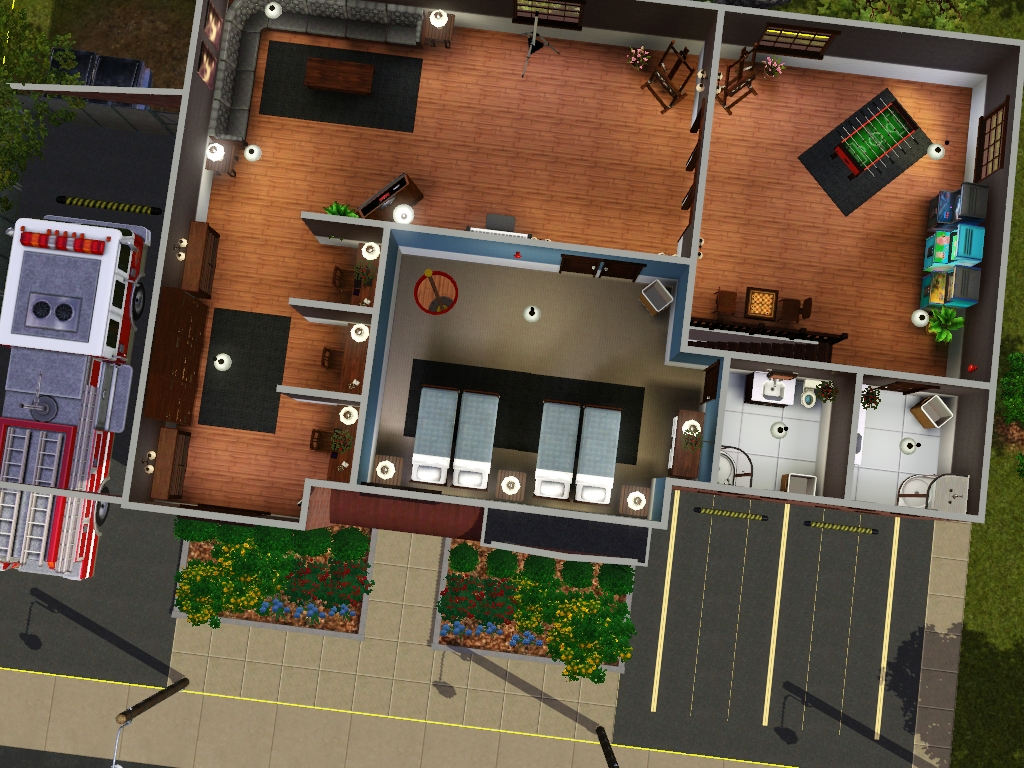 pin sims 3 community lots for ambitions my sim realty home