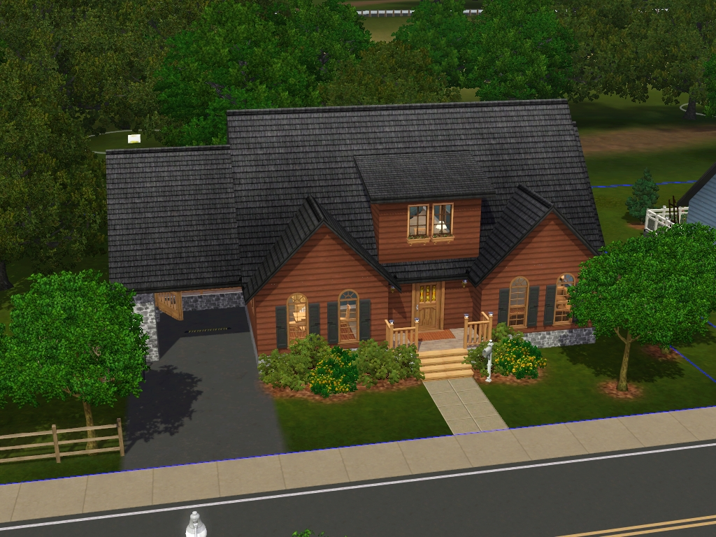 Perfect Sims 3 House Design House Design