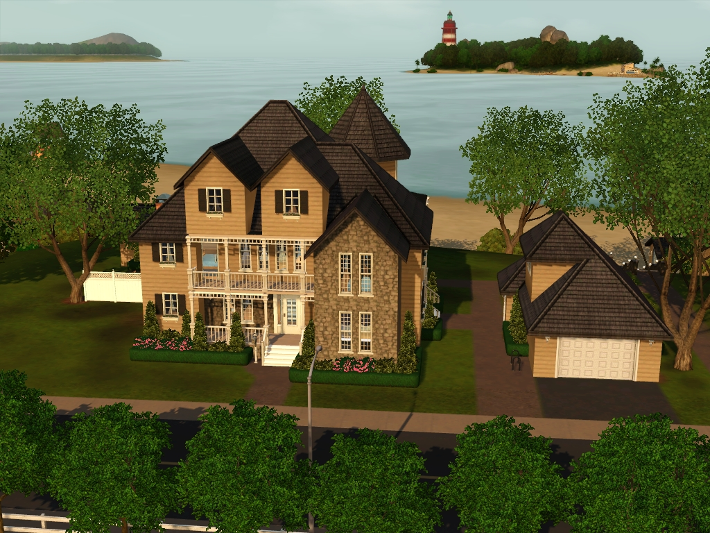 Family Homes ($75,000+) for Sims 3 at My Sim Realty