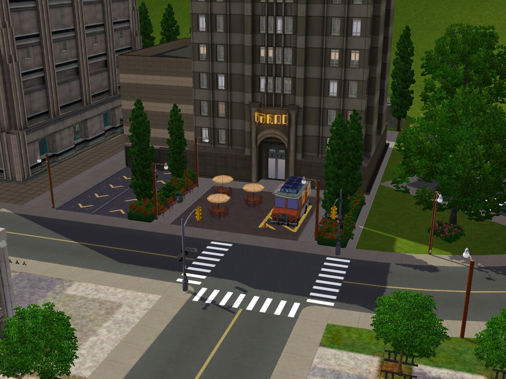 Late Night Lots: Community Lots for Sims 3 at My Sim Realty