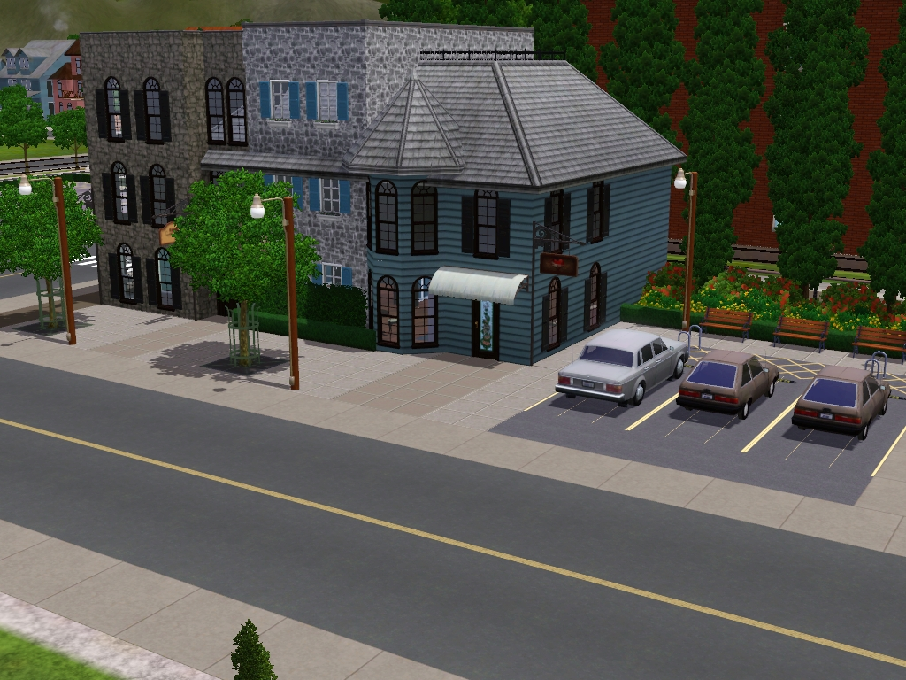 Ambitions Lots: Community Lots for Sims 3 at My Sim Realty