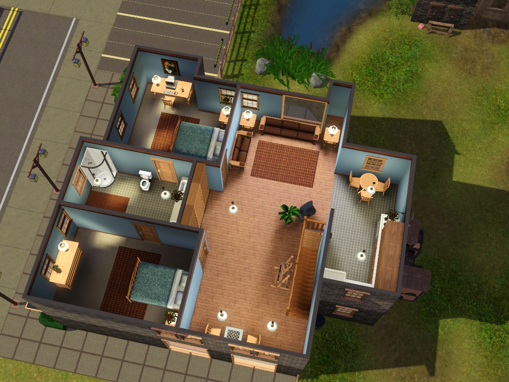 Pet Lots Community Lots For Sims 3 At My Sim Realty