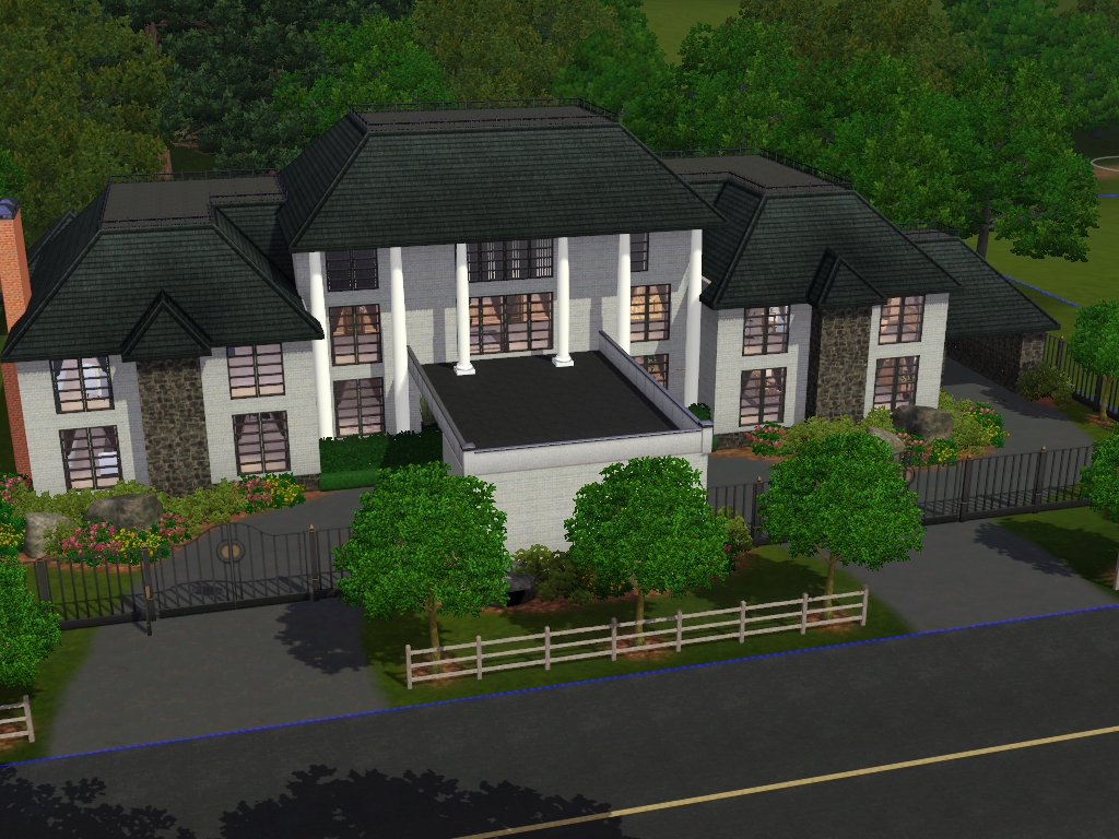 Mansions for Sims 3 at My Sim Realty