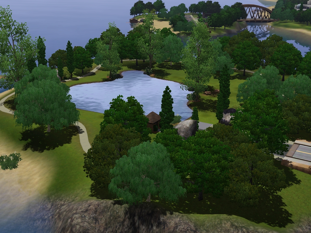 SimMeapolis    Custom Worlds : My Sim Realty
